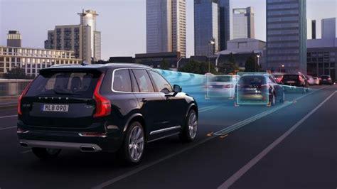 volvo driverless cars    south australian roads  november