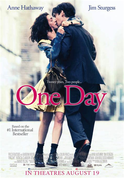 day where was it filmed one day poster