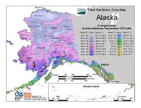 us temperature map alaska usda s new planting zones reflect global warming even in