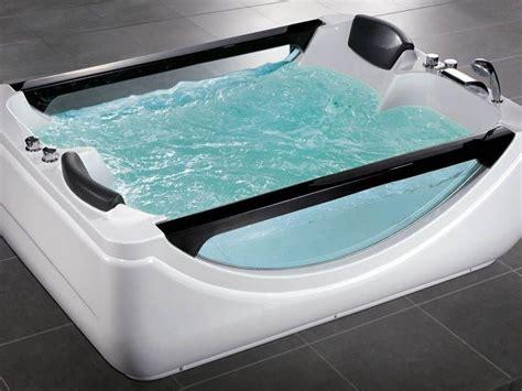 capienza vasca da bagno vasca da bagno idromassaggio rettangolare bl 505 vasca