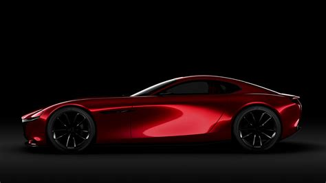 the new mazda new mazda rx vision concept looks into the rotary s future