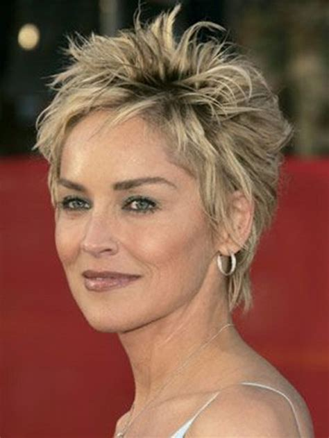 spike hair for women over 50 short spikey hairstyles for women over 50