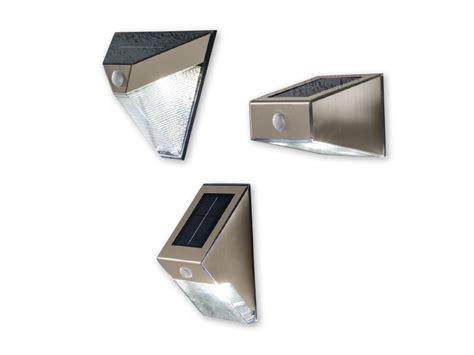 livarno r led solar wall light lidl ireland