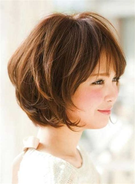 layer thick hair for ashort bob 15 cute hairstyles for short layered hair short