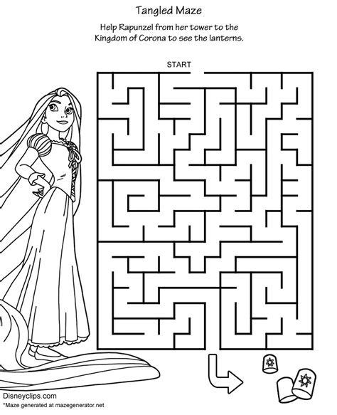 princess maze coloring page list of synonyms and antonyms of the word princess maze