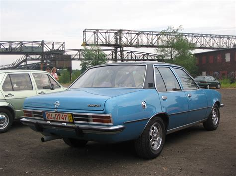 opel commodore b opel commodore b foto bild autos zweir 228 der oldtimer