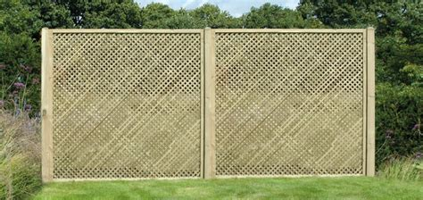 Square Trellis Privacy Panel Creating Privacy In Your Garden With Trellis Panels