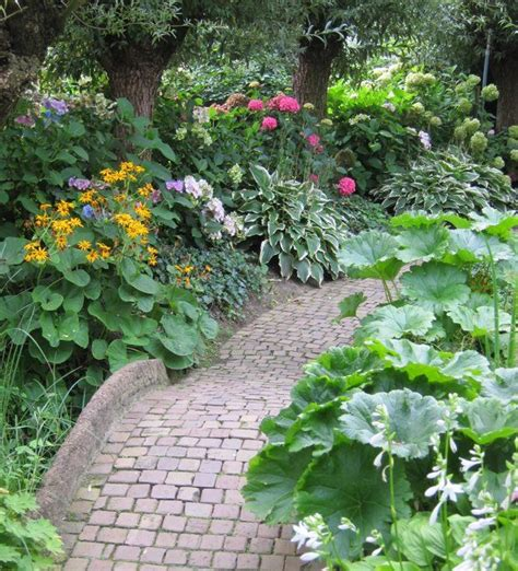 shady cottage garden 17 best images about cottage gardens on