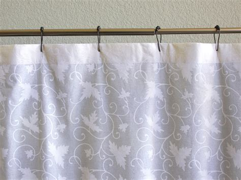 country cottage shower curtains ivy lace white on white vintage country cottage shower