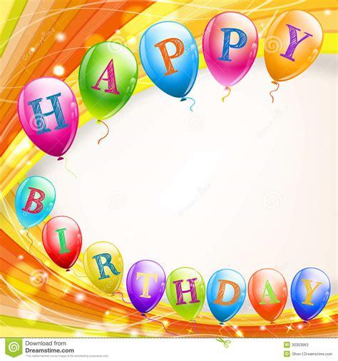 imagenes en 3d feliz cumpleaños fondo del feliz cumplea 241 os fotos de archivo imagen 30353963