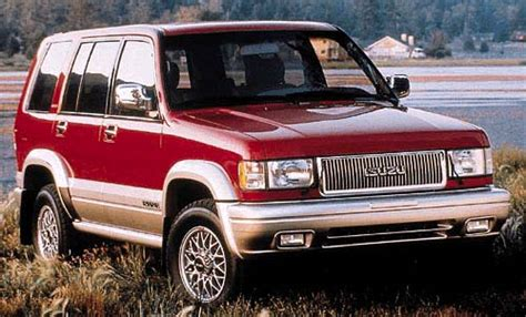 best car repair manuals 1999 acura slx user handbook isuzu trooper 3 2 best photos and information of modification