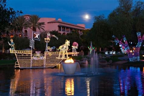 best xmas lights in scottsdale az the best pop up hotels and bars luxuryportfolio luxury portfolio