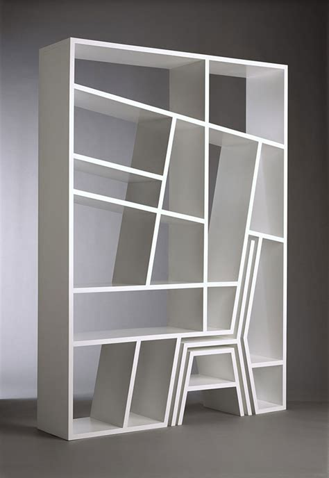 shelf designs 33 creative bookshelf designs bored panda