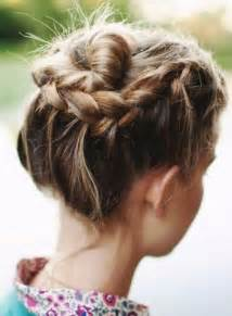 braided styles up do for hair on the sides 10 updo hairstyles for short hair popular haircuts