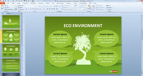 environment templates for powerpoint free download environment powerpoint presentation templates free