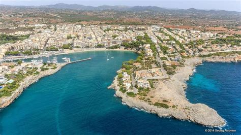 manacor spanien spain islas baleares mallorca playa de porto cristo