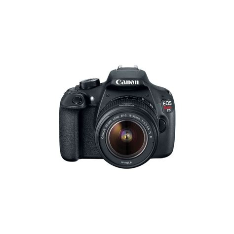 Canon Eos 1200d Kamera Kit 18 55mm Is Ii canon eos rebel t5 dslr with ef s 18 55mm is ii lens