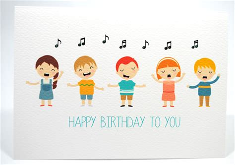 Singing Birthday Cards For Children happy birthday card singing happy birthday hbc169