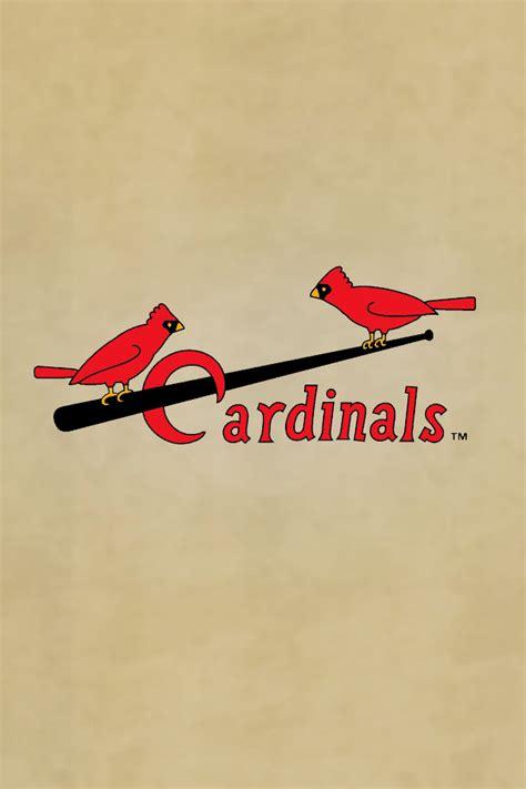 st louis cardinals iphone wallpaper wallpapersafari