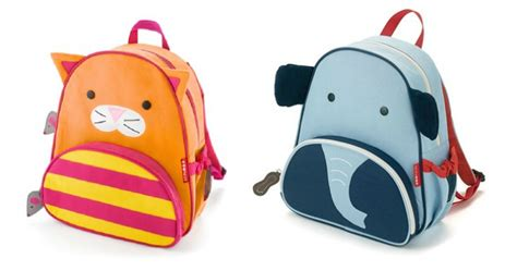 Skip Hop Zoo Pack Backpack Cat T2909 6 eco friendly backpacks for back to school inhabitots