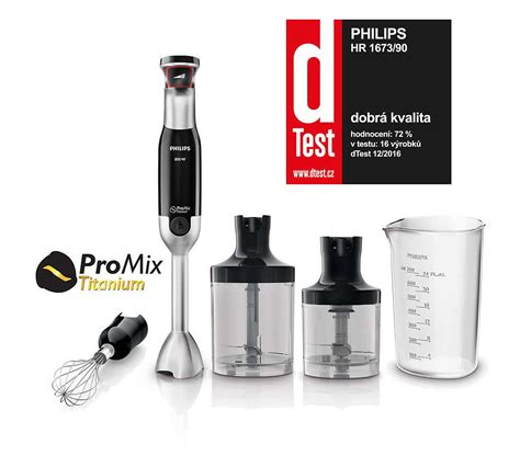 Mixer Philips Second avance collection ty芻ov 253 mix 233 r hr1673 90 philips