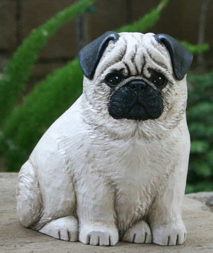 pug wood 550 best images about mopsenbeeldje allerlei on antiques sculpture and