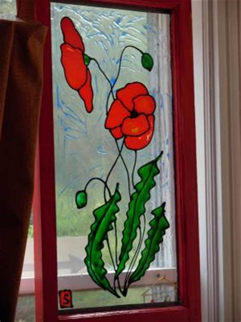 glass designer glass painting ideas