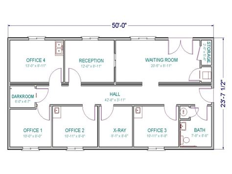 Plan Layout | medical office layout floor plans medical office floor