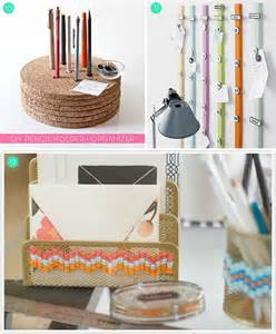 roundup 15 diy office storage and organization ideas