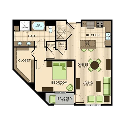 1 bedroom with study apartments in houston 1 bedroom with study apartments in houston