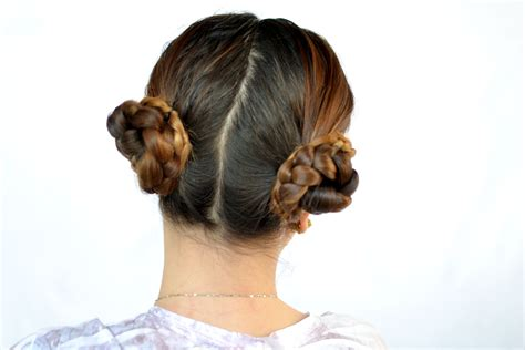 cool hairstyles wikihow extremely braided hairstyles with buns tips feilong us