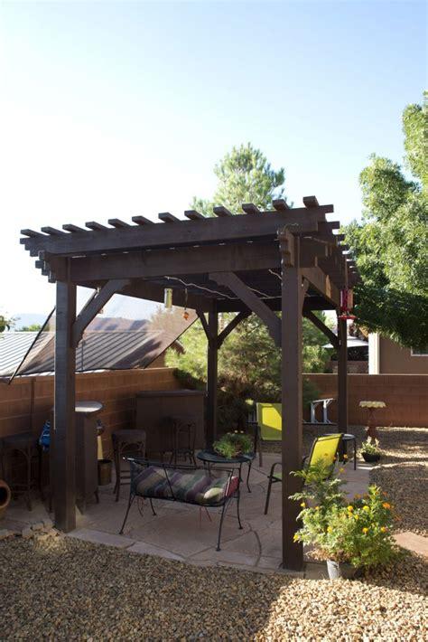 pergola kits utah shade in utah s dixie diy timber frame pergola western