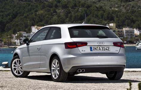 Neue Audi A3 by Der Fusselblog Test Der Neue Audi A3 8v