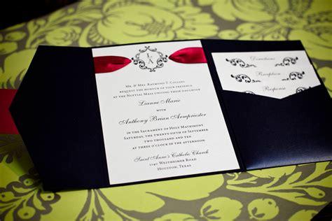 isabella invitations weddings  houston