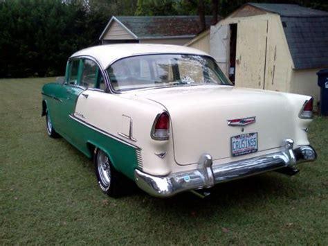 1955 Chevy Belair 4 Door by Find Used 1955 Chevrolet Bel Air 4 Door Sedan In Stanley