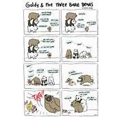 Dumm Comics  Goldy &amp The Three Bears