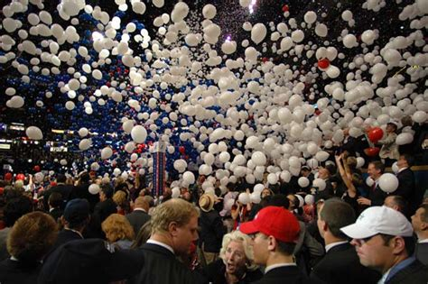 Balloon Falling From Ceiling by The Hazards Of The Balloon Drop Capitol Confidential