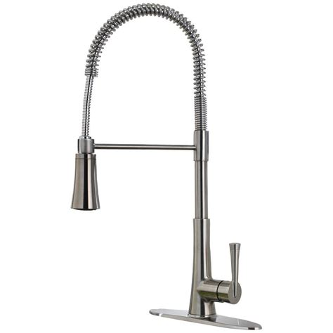 pfister kitchen faucet pfister zuri single handle pull sprayer kitchen