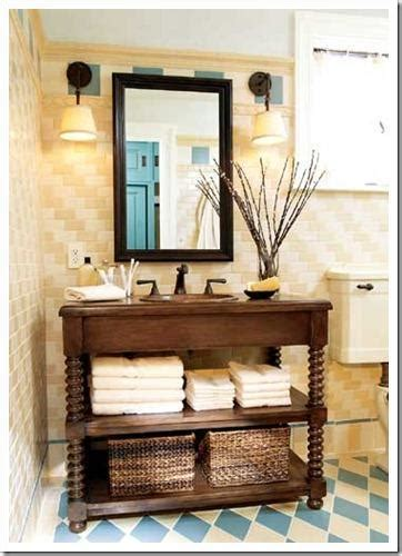 furniture turned into bathroom vanity thedesignfile turn furniture into a vanity for bathroom style