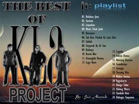 Cd Original Kla Project Kla Dekade the best of kla project