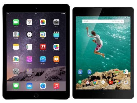 Tablet Comparison Nexus 9 air 2 vs nexus 9 comparison alphr