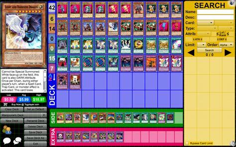 yugioh character decks character deck manjoume s deck by dragonhero15 on deviantart