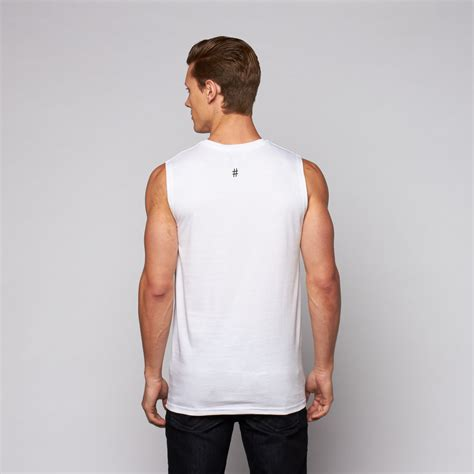 Sleeveless Shirt 8 lost in sleeveless shirt white small 304 clothing touch of modern
