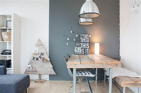 scandinavian decor on a budget 21 christmas dining room decorating ideas with festive flair
