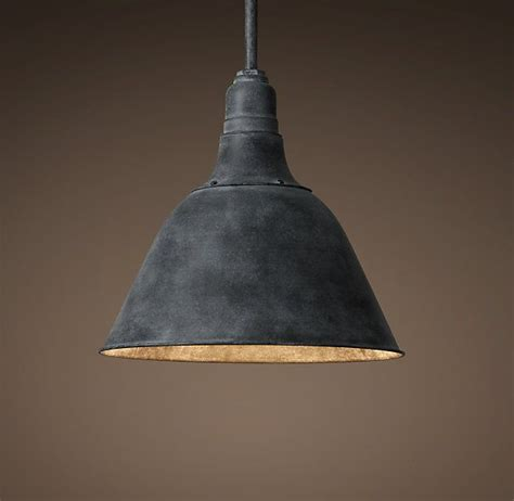 Farmhouse Pendant Lighting Second Choice In Either 18 Or 22 Inch Vintage Farmhouse Pendant Weathered Zinc 140