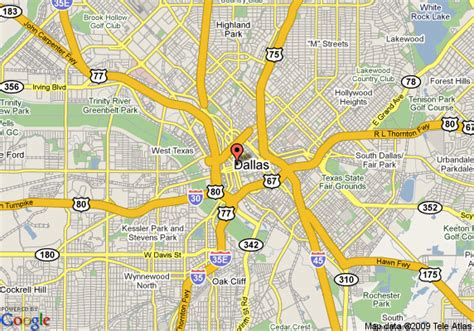texas map downtown map of west end hotel downtown dallas dallas