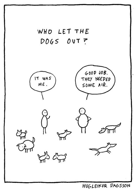 who let the dogs out meaning songs hilariously explained with simple comics nsfw bored panda