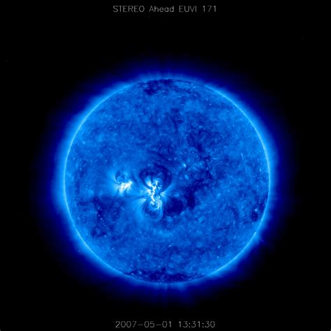 3d Images Of Sun To Help Nasa Predict Solar Flares by Nasa 3d Sun Yellow Page 4 Pics About Space