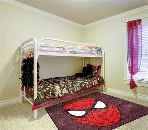 spiderman rugs bedroom buy spiderman children s rug online rug rats