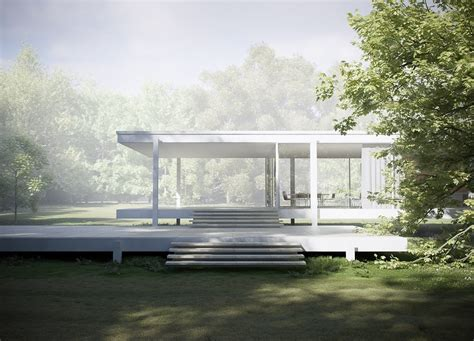 farnsworth house the farnsworth house architecture and design architect boy